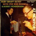 Rubby Braff Octet With Pee Wee Russell & Bobby henderson - 1957 - At Newport (Verve)