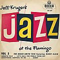 Derek Smith Trio - 1955 - Jazz at the Flamingo Vol 3 (Decca)