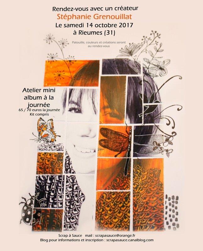 affiche stephanie grenouillat 2017