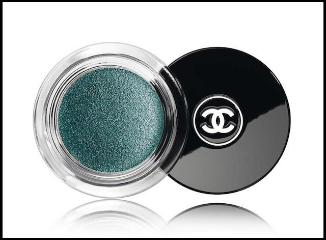 chanel illusion ombre griffith green