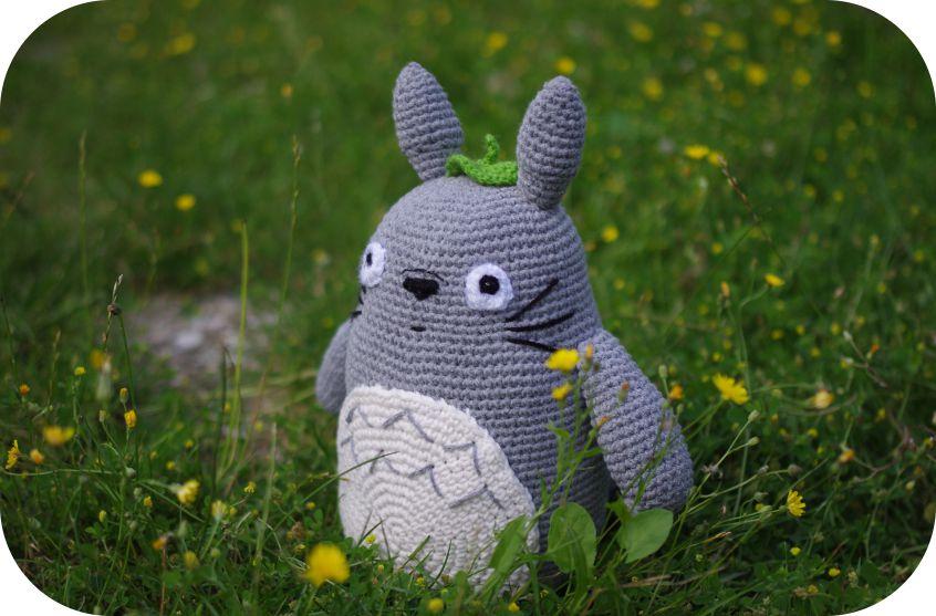 Lucy Ravenscar's Totoro