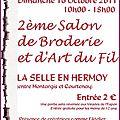 La Selle en Hermoy, 2011