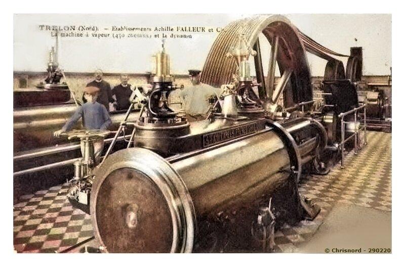 TRELON-Falleur (machinerie)