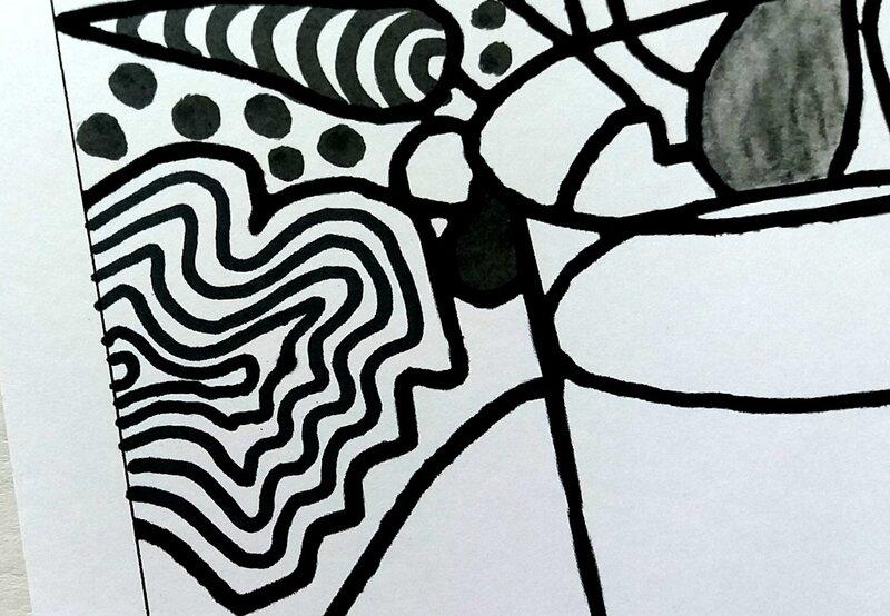 254_Noir et blanc_Du graphisme avec Matisse (11)