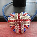 coeur Union Jack strass 2