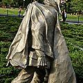 WASHINGTON mémorial de la guerre de Corée