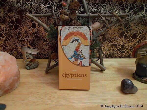 Les Tarots Égyptiens 2 - Blog ésotérique Samhain Sabbath