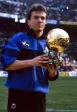 BALLON D'OR 1990 LOTHAR