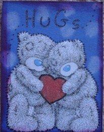 327 - Hugs for Roberta (Canada)