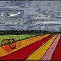 art postal voyage hollande filetpatch
