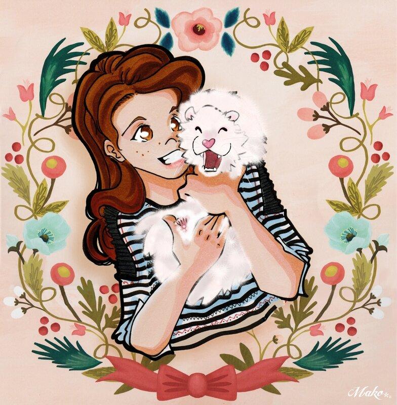 Olaf & Moi