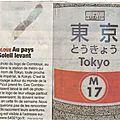 Article Tokyo