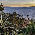 Cavalière-sur-mer : un petit paradis