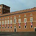 Tours et forteresses privées de cardinaux romains