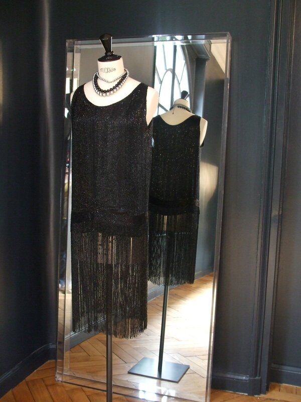 robe années 20