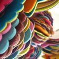 Piles de couleurs