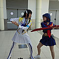 Cosplay Kill la Kill - Satsuki VS Ryuko