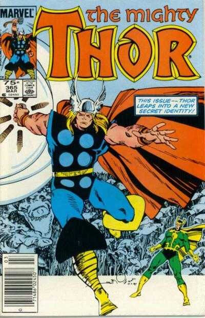 mighty thor 1966 365