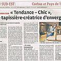 Un article sur tendance-chic dans le progrès !!!!