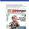 Les syriens crèvent, facebook censure...