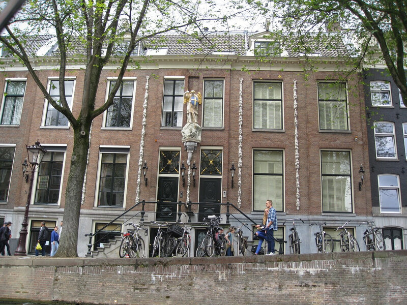 Amsterdam, les canaux
