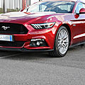 Ford MUSTANG - GT - V8