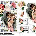 Copie de planche mariage vintage