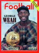 26 décembre 1995 WEAH BALLON D'OR 1995