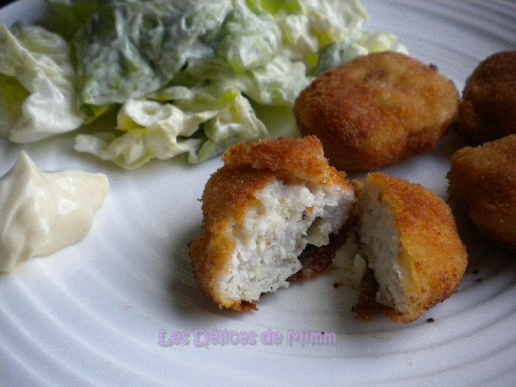 Nuggets de poulet maison 4