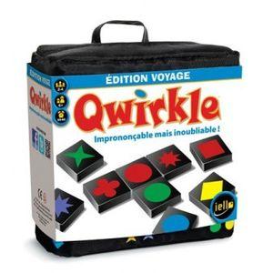 Boutique jeux de société - Pontivy - morbihan - ludis factory - Qwirkle voyage