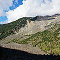 Old Hope Highway - glissement de terrain