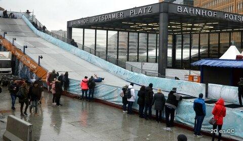 Potsdamer Platz - Piste de