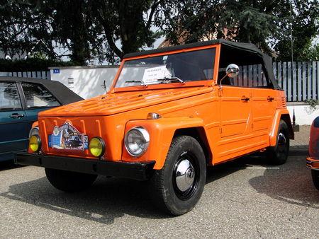VOLKSWAGEN Type 181 1974 Lipsheim Retro 2010 1