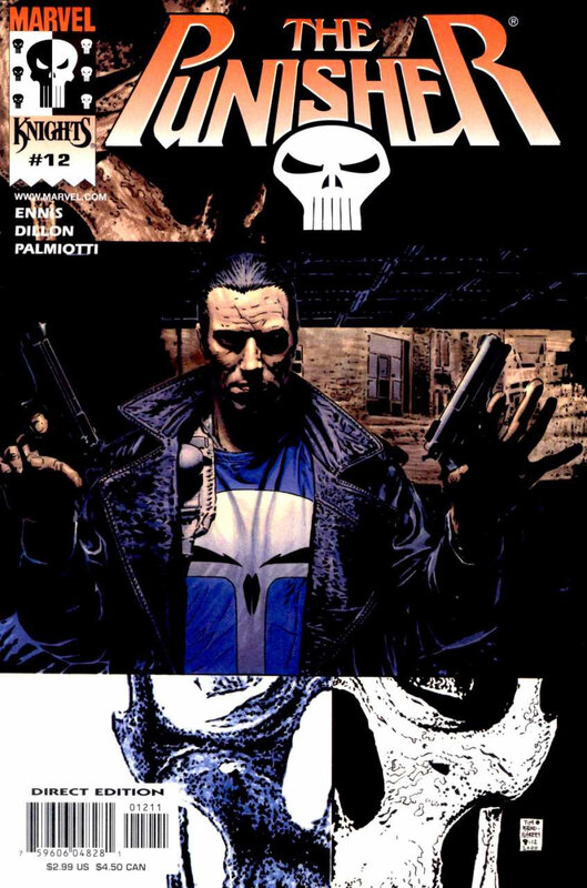 punisher marvel knights V2 12