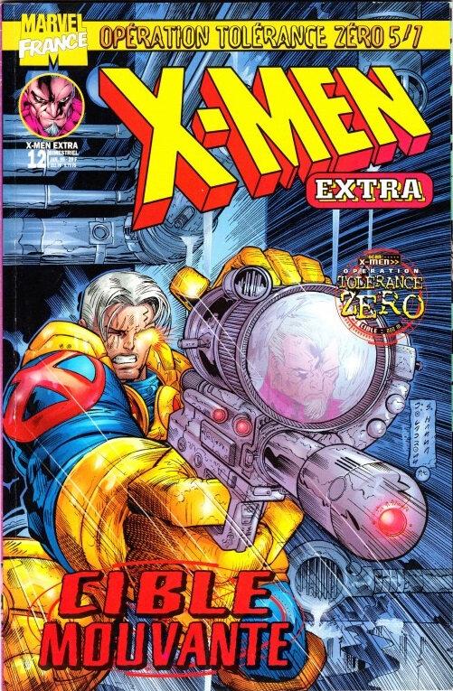 x-men extra 012 tolerance zero 5 cable