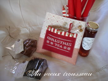 POCHETTE CHRISTMAS TEA 1