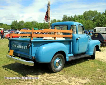 Chevrolet 3100 pick-up de 1954 (Retro Meus Auto Madine 2012) 02