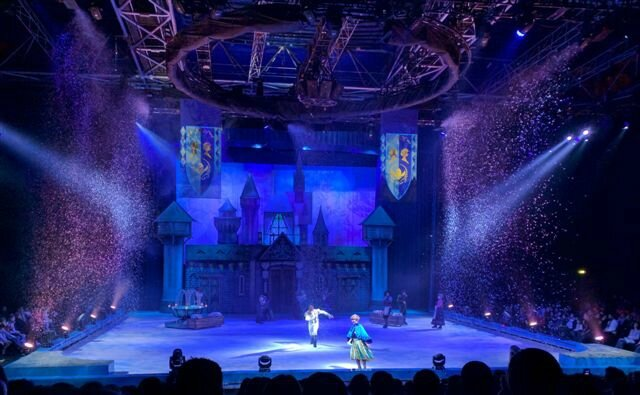 Disney sur Glace ©Kid Friendly