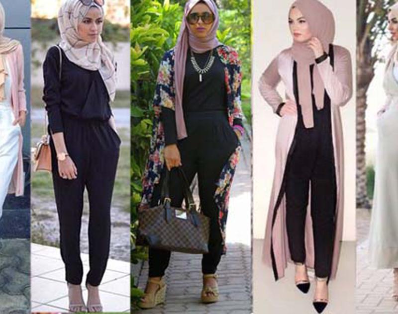 Genre vestimentaire hijab mode 2017