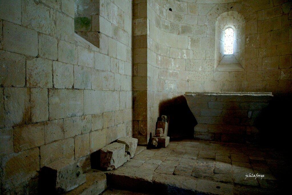 Eglise st alban Saint Ouen La Thene.
