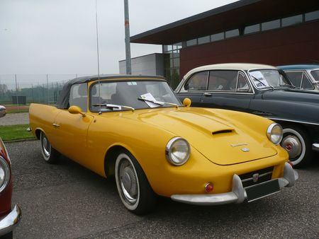 DB Le Mans cabriolet 1961 Achenheim (1)