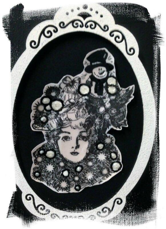 Les Femmes 4 Saisons-framed (10)