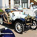 Delage type r de 1911 (37ème internationales oldtimer meeting de baden-baden)