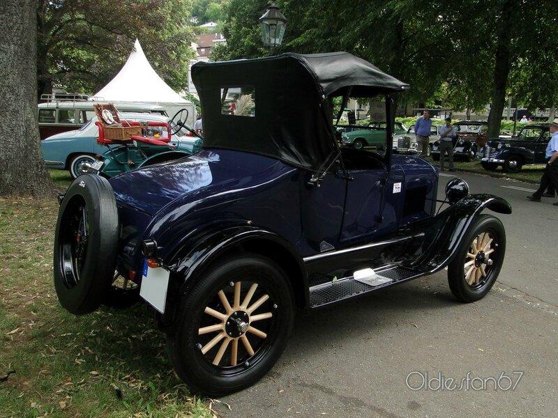 ford model t 1926 b