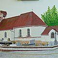 Petite église de St Aubin