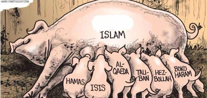 islam islamiste humour terroriste mosquée imam
