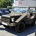 Auto union Dkw munga (ex armée Allemande)(RegioMotoClassica 2010)