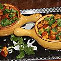 Batata harra (pommes de terre epicees a la libanaise)