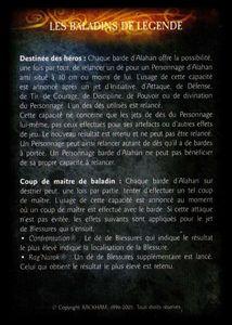 Barde d'Alahan sur destrier - Les baladins_de_legende