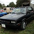 Renault alliance gta 2.0l cabriolet - 1987